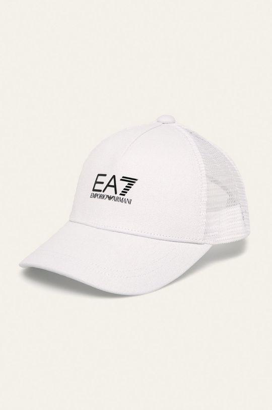 alb EA7 Emporio Armani - Sapca De bărbați