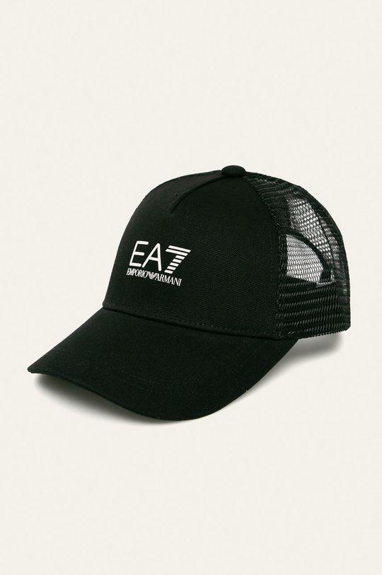 negru EA7 Emporio Armani - Sapca De bărbați