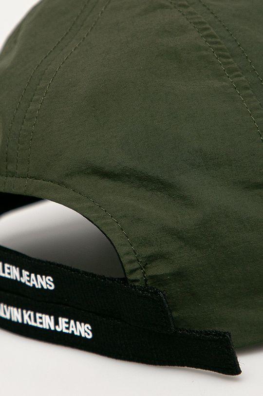 Calvin Klein Jeans - Čiapka  100% Polyamid 1. látka: 100% Polyamid 2. látka: 100% Polyester