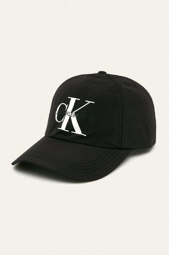 čierna Calvin Klein Jeans - Čiapka Pánsky