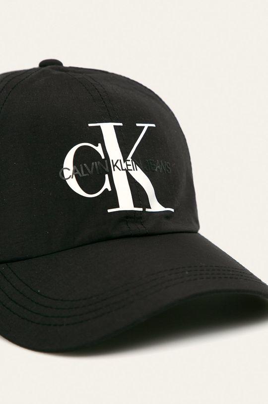 Calvin Klein Jeans - Čiapka čierna