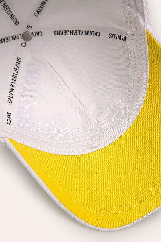 alb Calvin Klein Jeans - Sapca