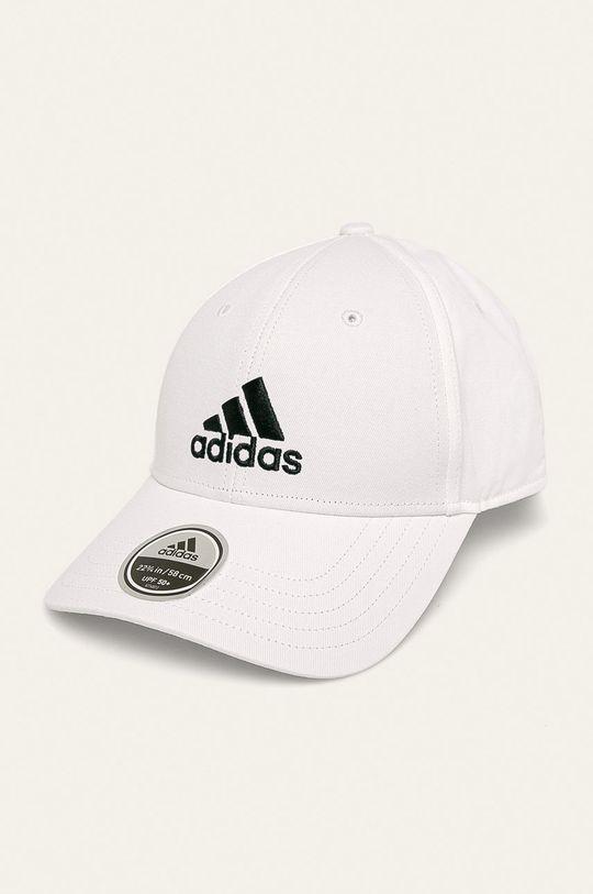 bílá adidas Performance - Čepice Pánský