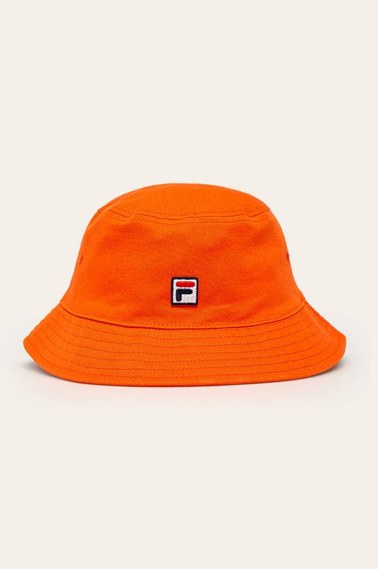 pomarańczowy Fila - Kapelusz Męski
