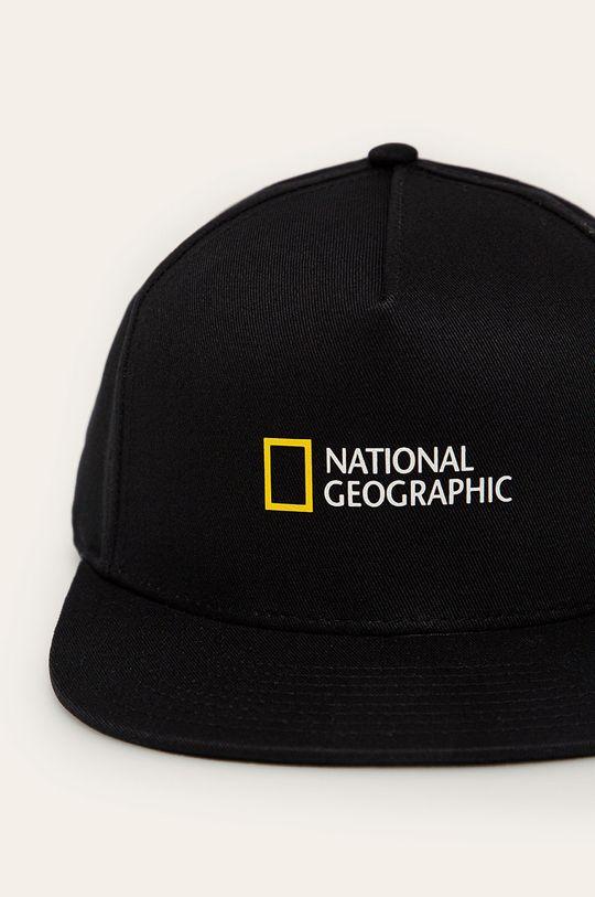 Vans - Čepice x National Geographic černá