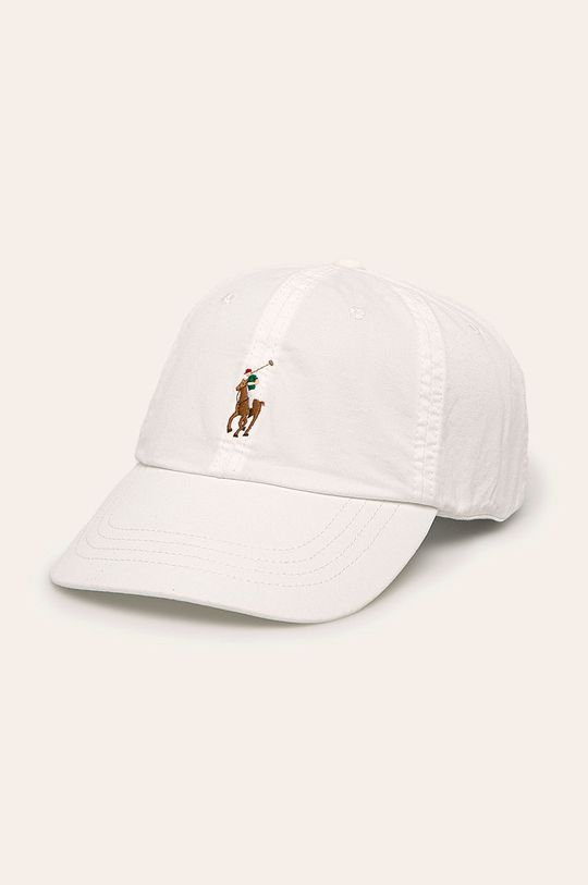 biela Polo Ralph Lauren - Čiapka Pánsky