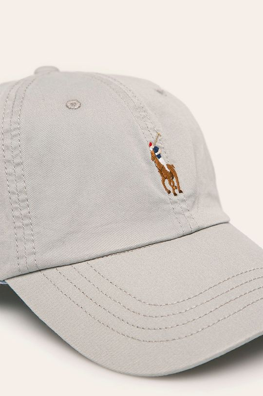 Polo Ralph Lauren - Čiapka sivá