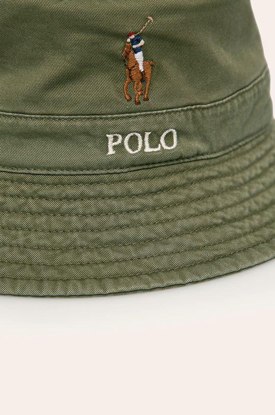 Polo Ralph Lauren - Klobúk zelená