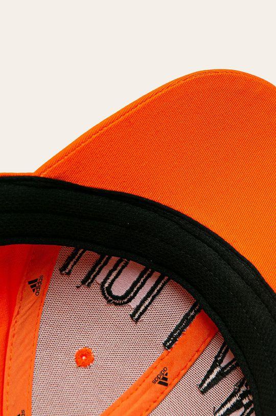pomarańczowy adidas Performance - Czapka
