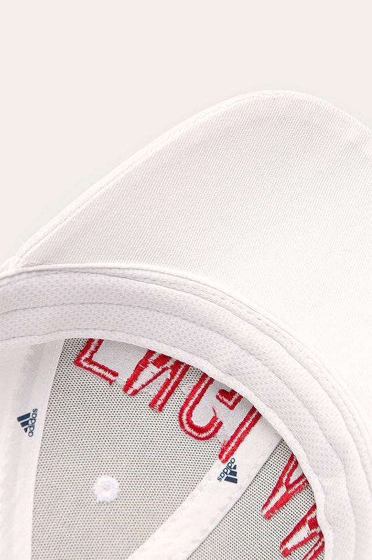 bílá adidas Performance - Čepice