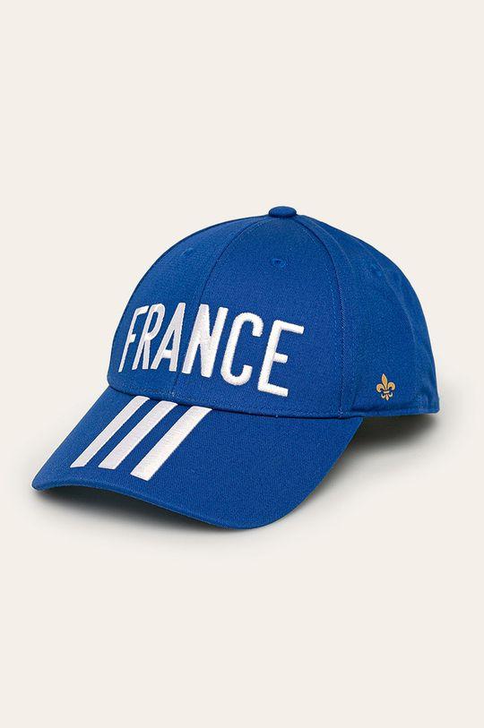 modrá adidas Performance - Čepice Pánský