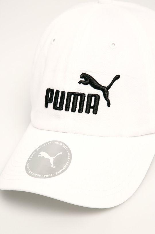bílá Puma - Čepice