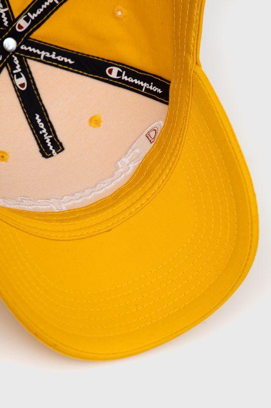 żółty Champion - Czapka