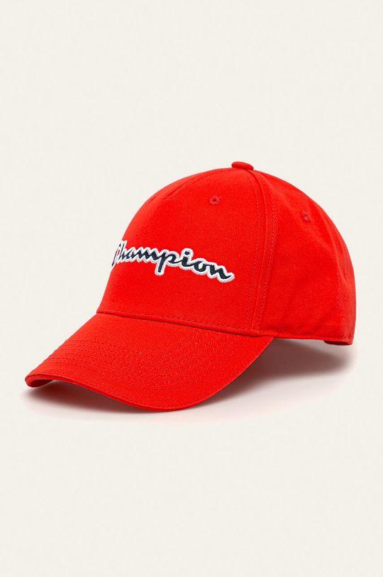 czerwony Champion - Czapka Unisex