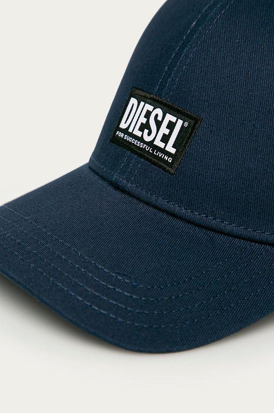Diesel - Čepice ocelová modrá