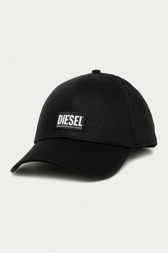 čierna Diesel - Čiapka Unisex