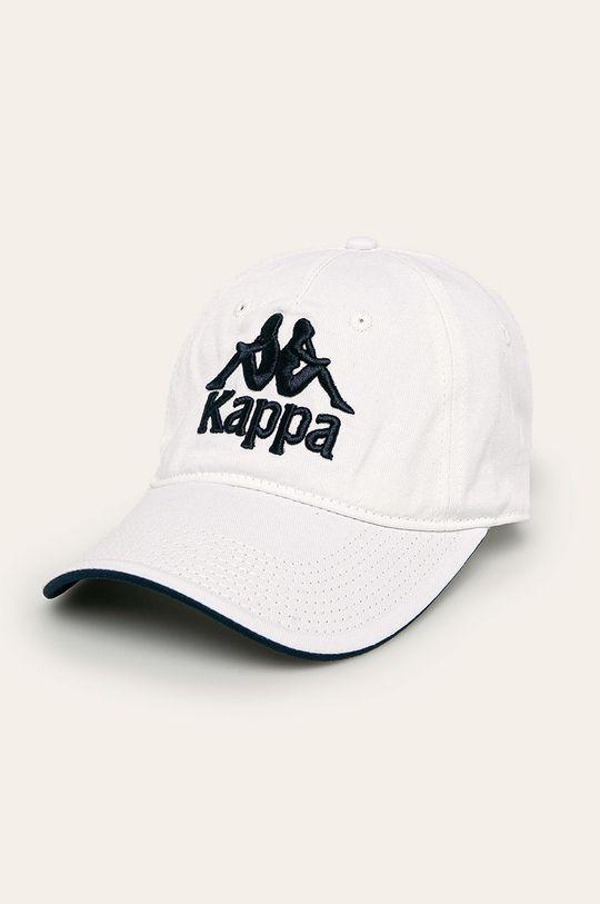 biela Kappa - Čiapka Unisex