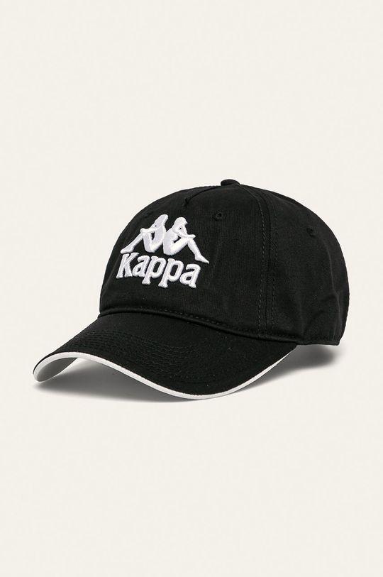 czarny Kappa - Czapka Unisex