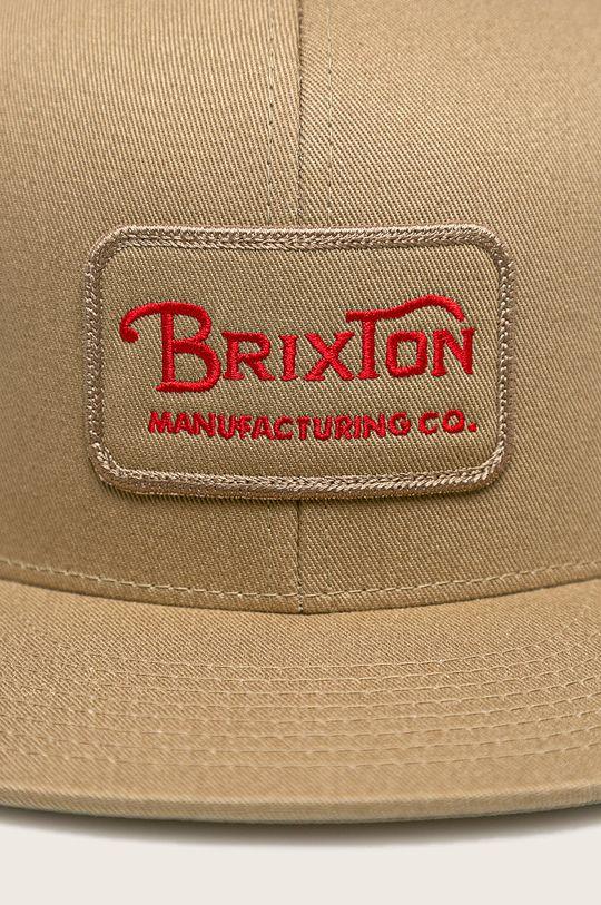 Brixton - Czapka beżowy