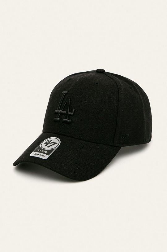 czarny 47brand - Czapka Unisex