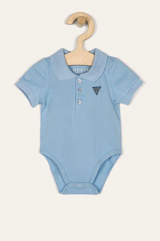fialová Guess Jeans - Body pre bábätká 55-76 cm Chlapčenský