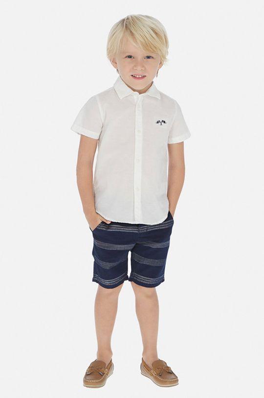 alb Mayoral - Compleu copii 92-134 cm De băieți