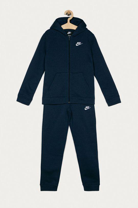 tmavomodrá Nike Kids - Detská tepláková súprava 122-170 cm Chlapčenský