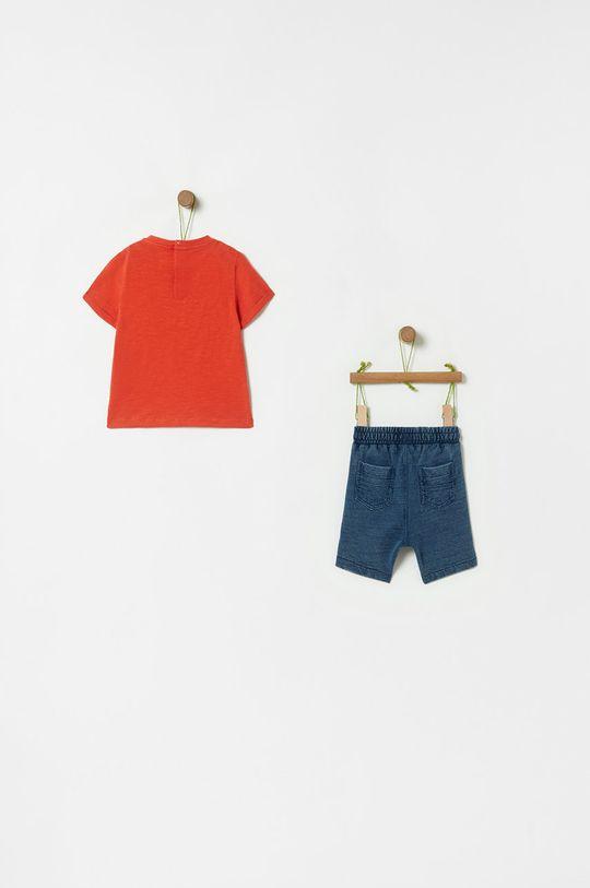 OVS - Detská súprava 74-98 cm oranžová