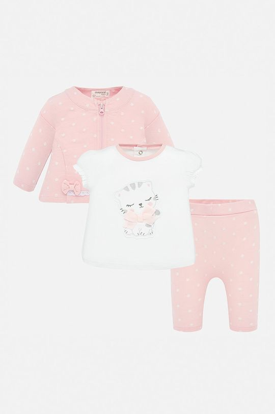 roz ascutit Mayoral - Compleu copii 60-86 cm De fete