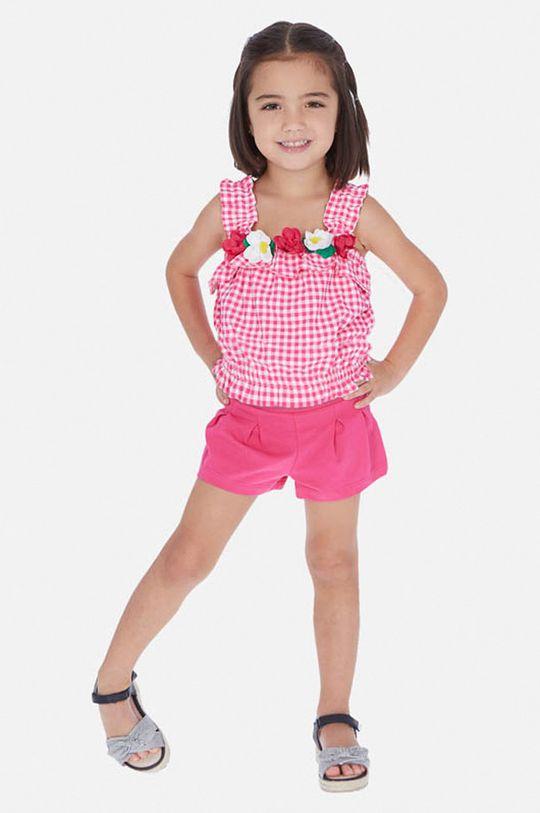 fucsie Mayoral - Compleu copii 92-134 cm De fete
