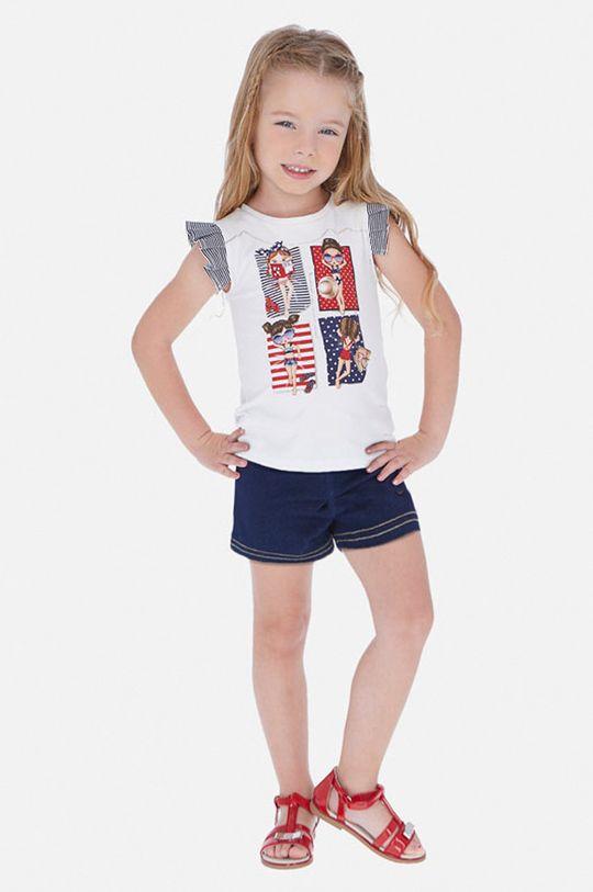 alb Mayoral - Compleu copii 92-134 cm De fete