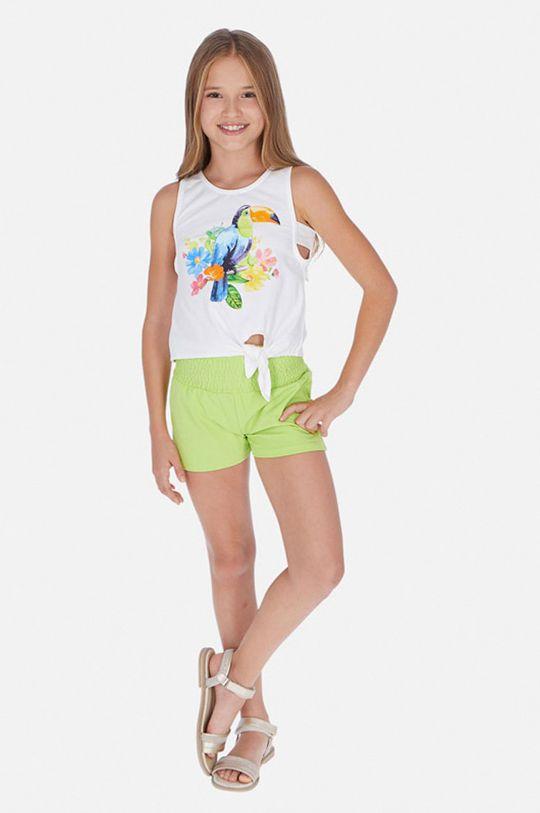 galben – verde Mayoral - Compleu copii 128-157 cm De fete