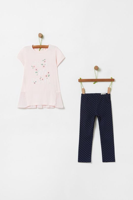 ružová OVS - Detská súprava 104-140 cm Dievčenský