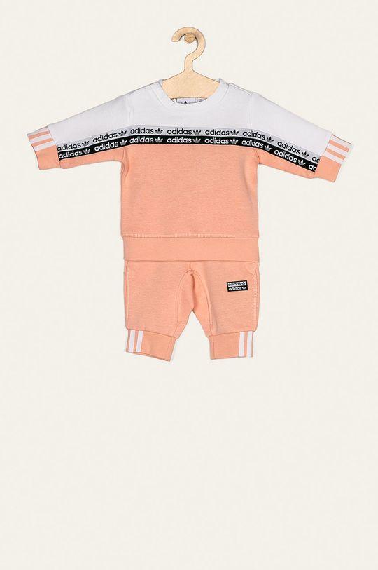 roz rosu adidas Originals - Trening copii 62-104 cm De copii
