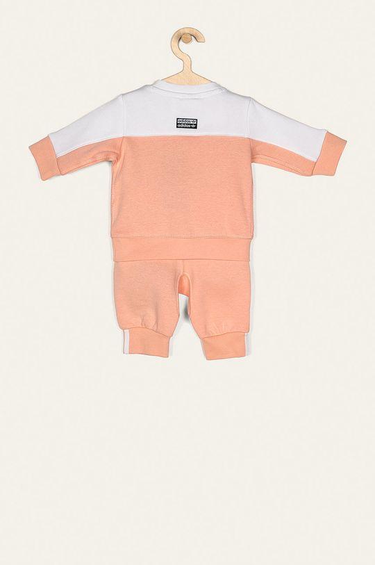 adidas Originals - Trening copii 62-104 cm roz rosu
