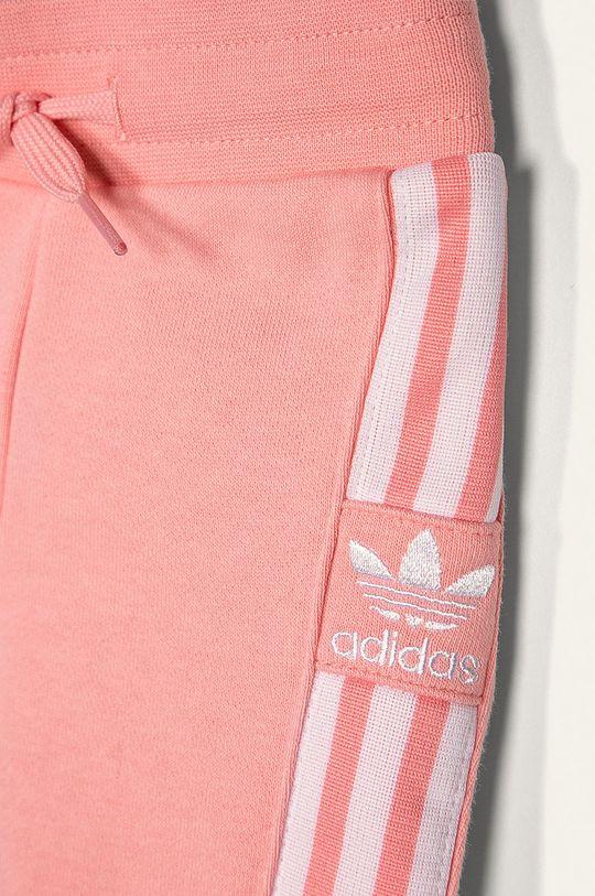 ružová adidas Originals - Detská tepláková súprava 62-104 cm