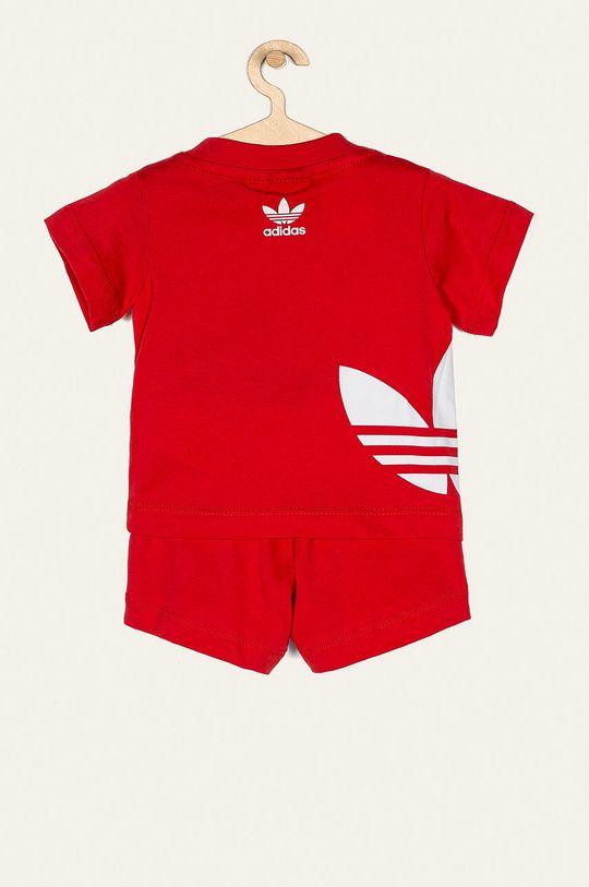 adidas Originals - Dětská souprava 62-104 cm červená