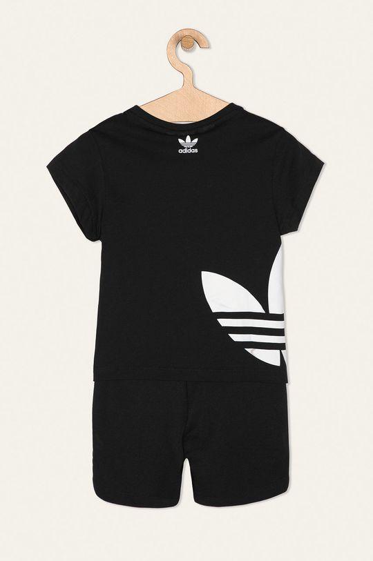 adidas Originals - Detská súprava 104-128 cm čierna