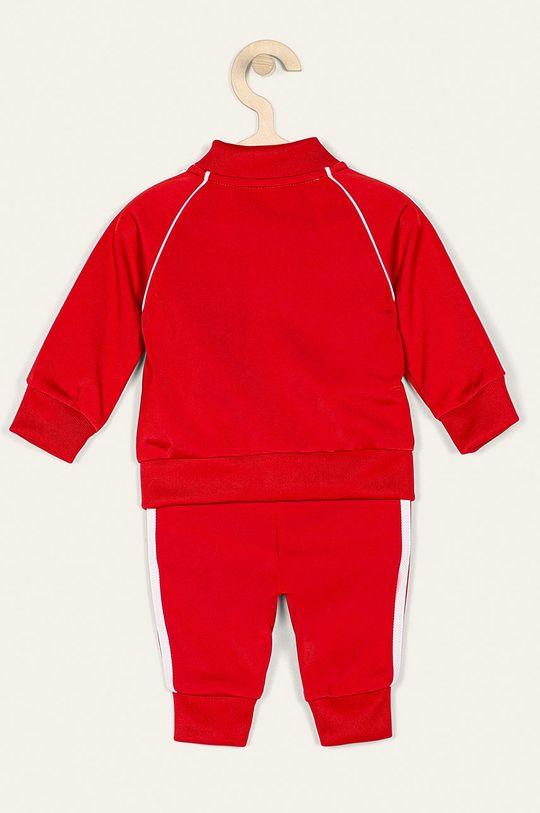 adidas Originals - Detská tepláková súprava 62-104 cm červená