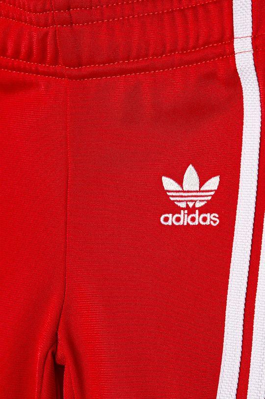 červená adidas Originals - Detská tepláková súprava 62-104 cm