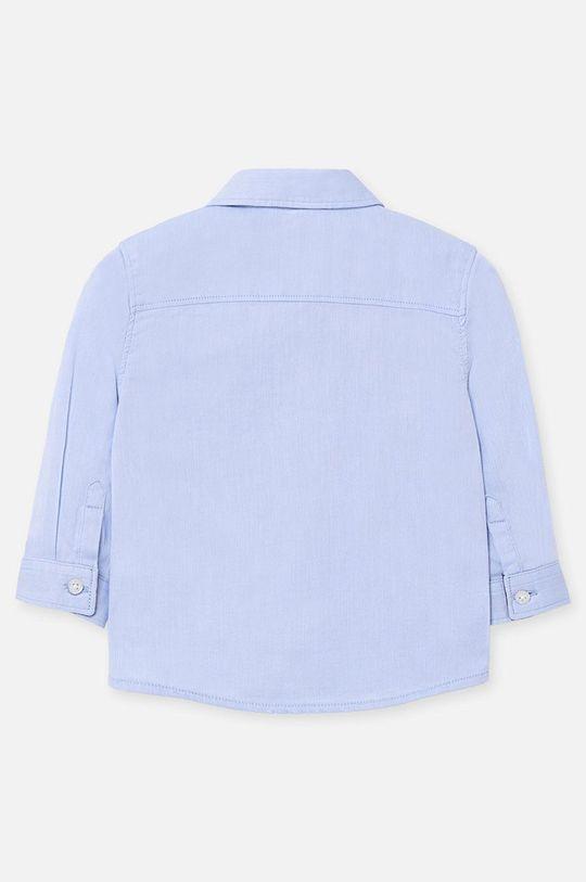Mayoral - Detská košeľa 68-98 cm svetlomodrá