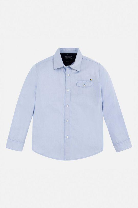 Mayoral - Dětská košile 128-172 cm světle modrá