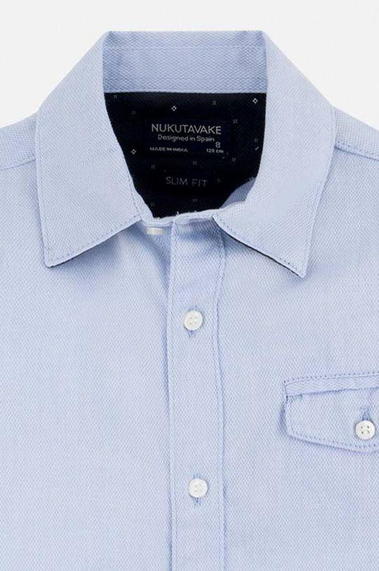 světle modrá Mayoral - Dětská košile 128-172 cm