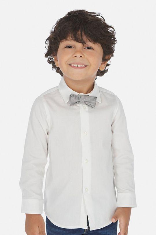 alb Mayoral - Camasa copii 92-134 cm De băieți