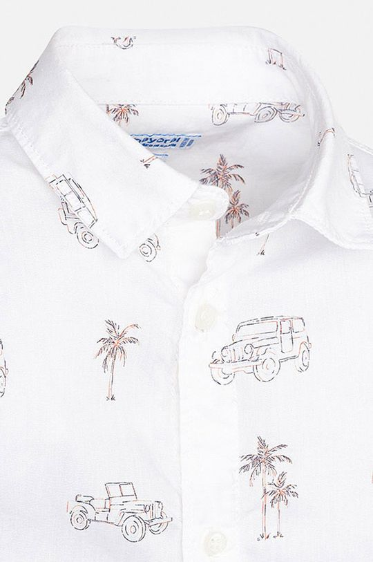 biały Mayoral - Koszula dziecięca 92-134 cm