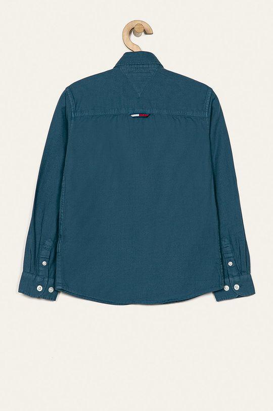Tommy Hilfiger - Detská košeľa 128-176 cm fialová