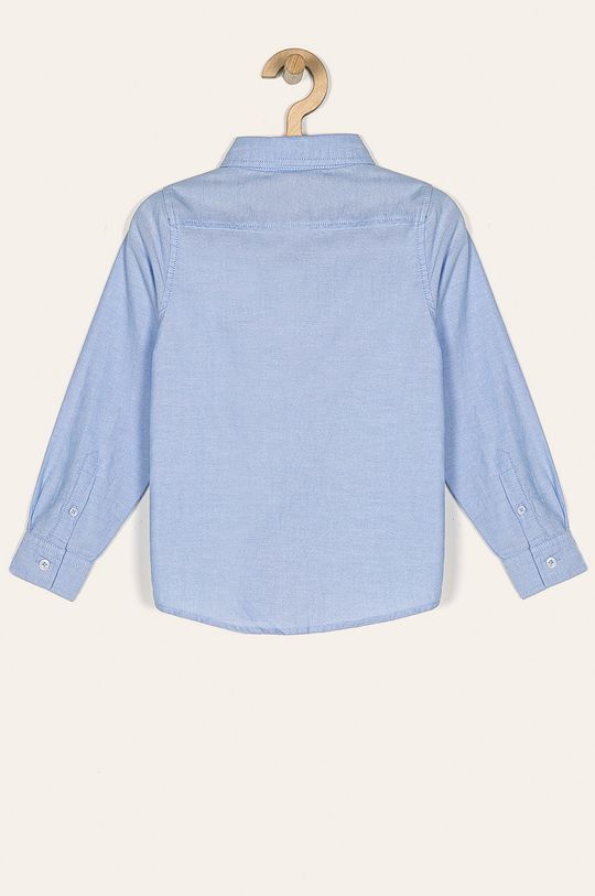 Name it - Camasa copii 116-164 cm albastru deschis