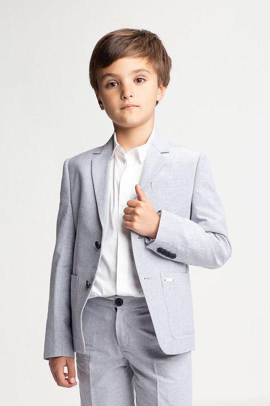 Boss - Dětská košile 116-152 cm bílá