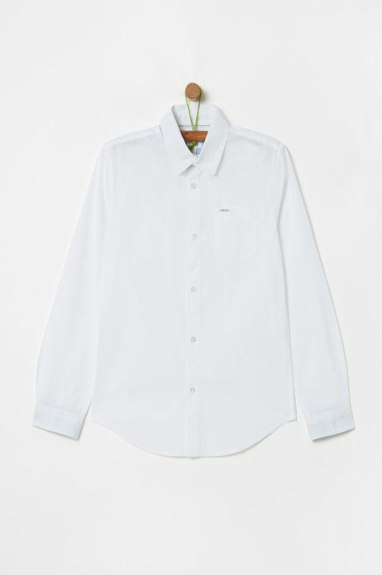 biela OVS - Detská košeľa 146-170 cm Chlapčenský