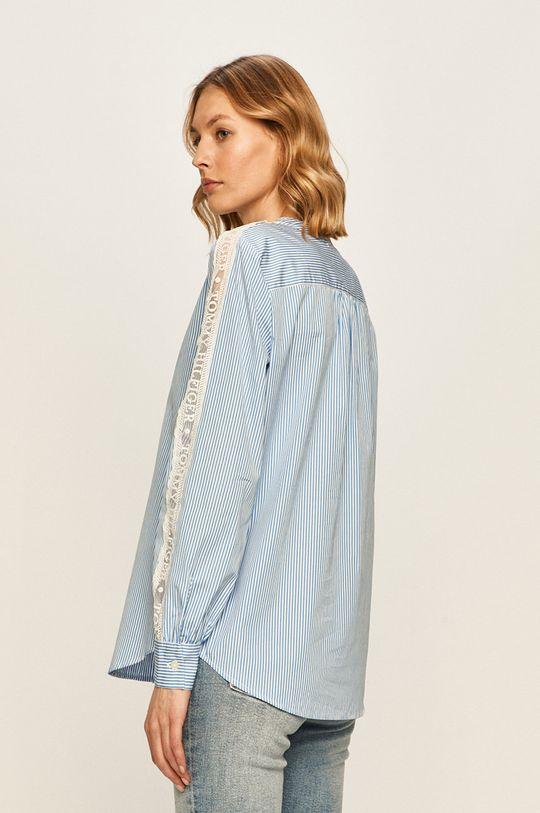 Tommy Hilfiger - Košile WW0WW27372 Hlavní materiál: 100% Bavlna Ozdobné prvky: 100% Polyester